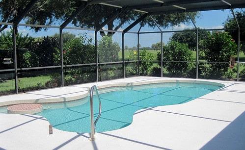 glass pool fence ideas