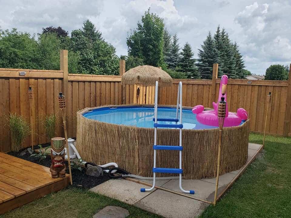 intex pool accessories