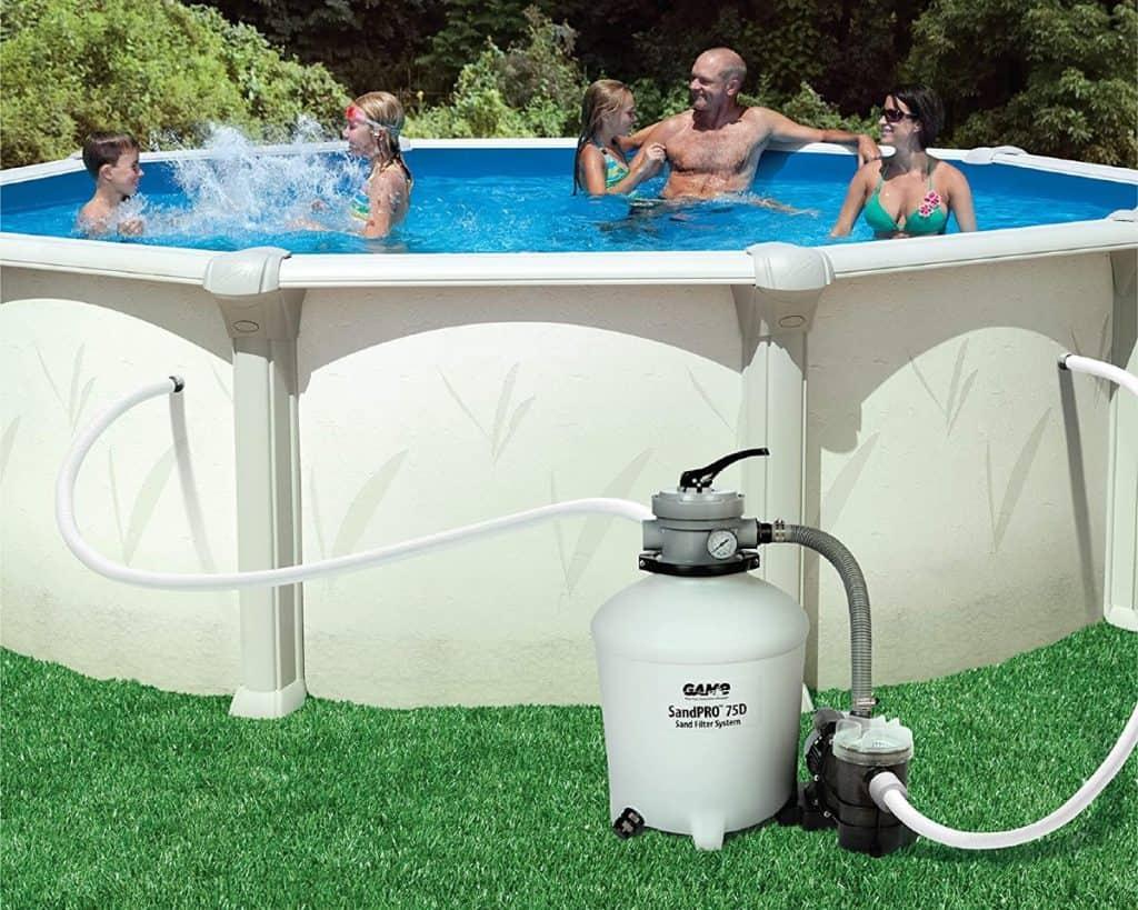 best pool pumps for intex pools