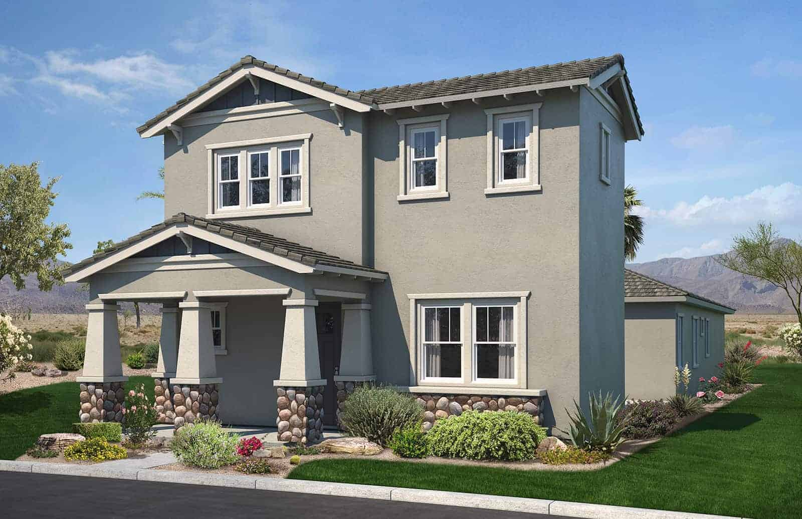Cottages at Verrado   Residence 3   Plan A