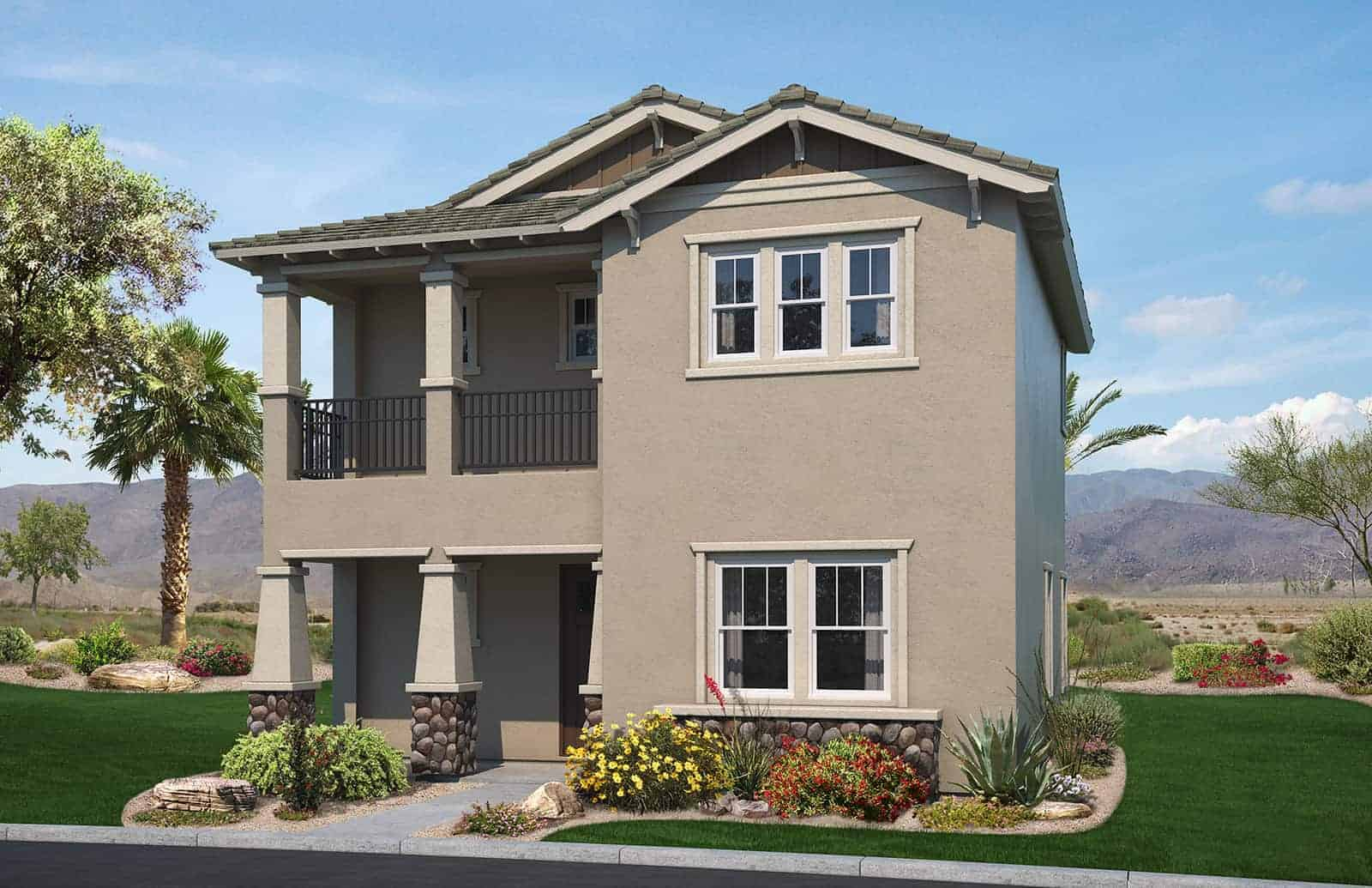 Cottages at Verrado   Residence 4   Plan A