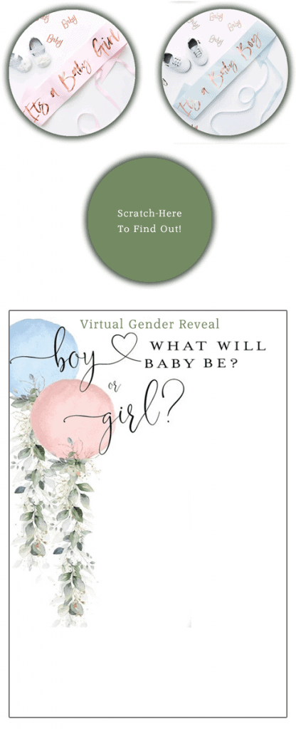 free baby gender scratch-off images