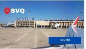 alquiler coche sevilla aeropuerto españa SVQ