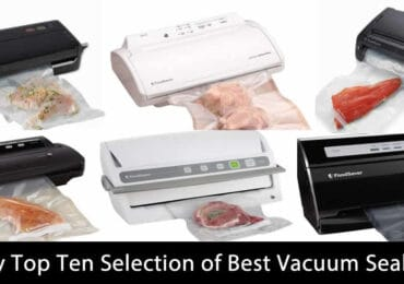My Top 10 Selection of Best Vacuum Sealer (Updated 2021)