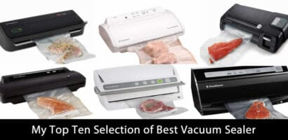 My Top 10 Selection of Best Vacuum Sealer (Updated 2020)
