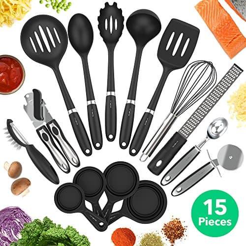 Vremi 15-piece kitchen gadgets set