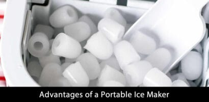 Advantages of a Portable Ice Maker
