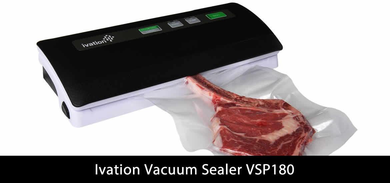 Ivation Vacuum Sealer VSP180