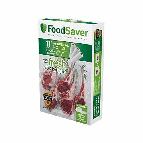 FoodSaver 11 inches Roll, 3pk