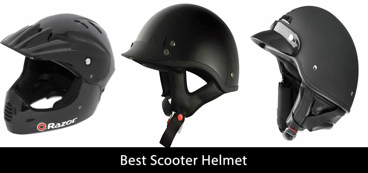 Best Scooter Helmet