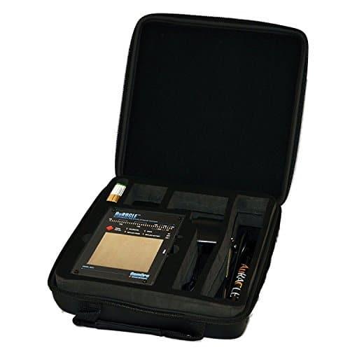 Best for Amateurs: Gemoro Auracle AGT1 Electronic Gold Platinum Tester Complete Kit 6-24K