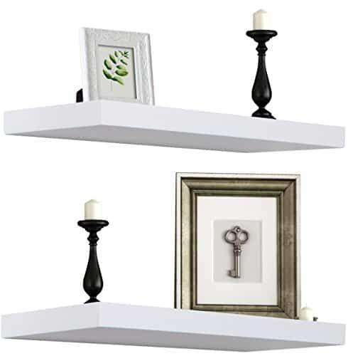 Best floating shelves for bedroom