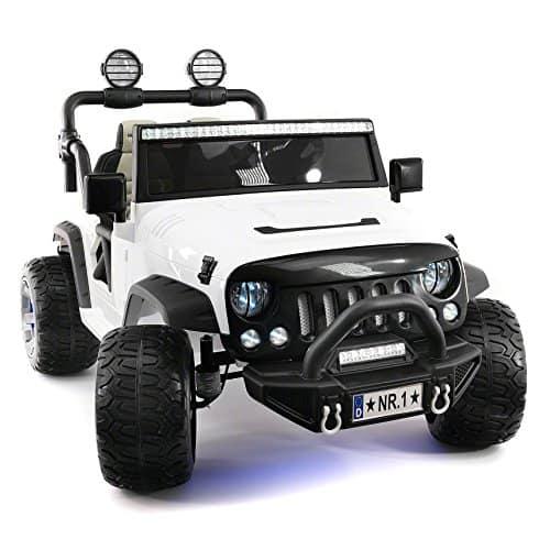 Explorer 2 Seater 12V Power Kids Ride-On Car Truck