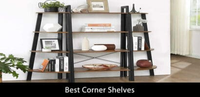 Top Eight Best Corner Shelves Review For 2020