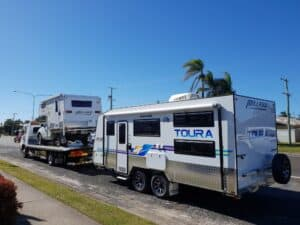Roadside Towing Caravan Towing