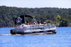 party boat rental this weekend
