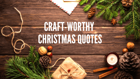 wood background with christmas decor