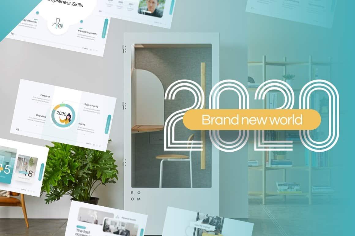 2020 New Brand – All Theme Presentation Template
