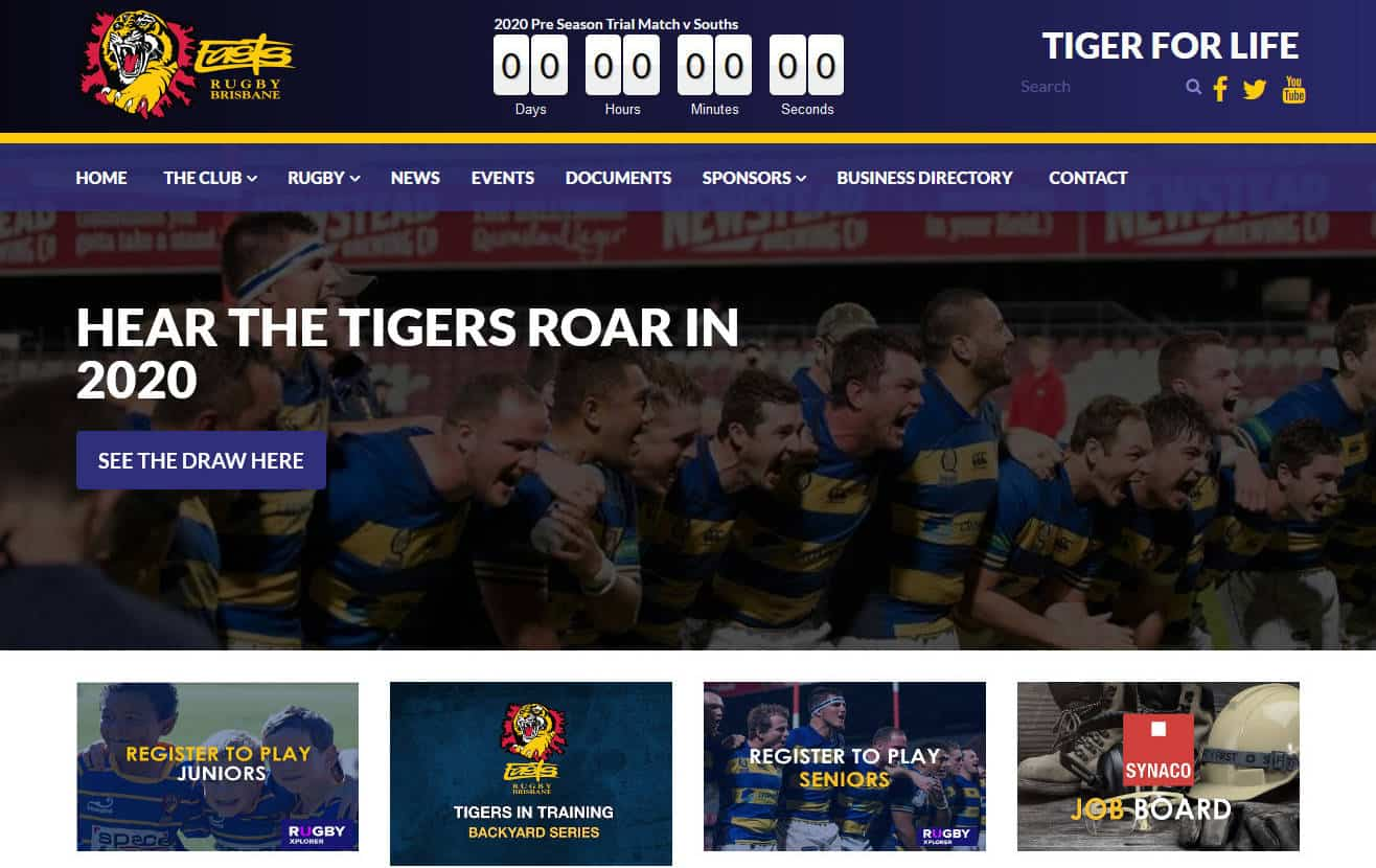 Easts Tigers Rugby Union