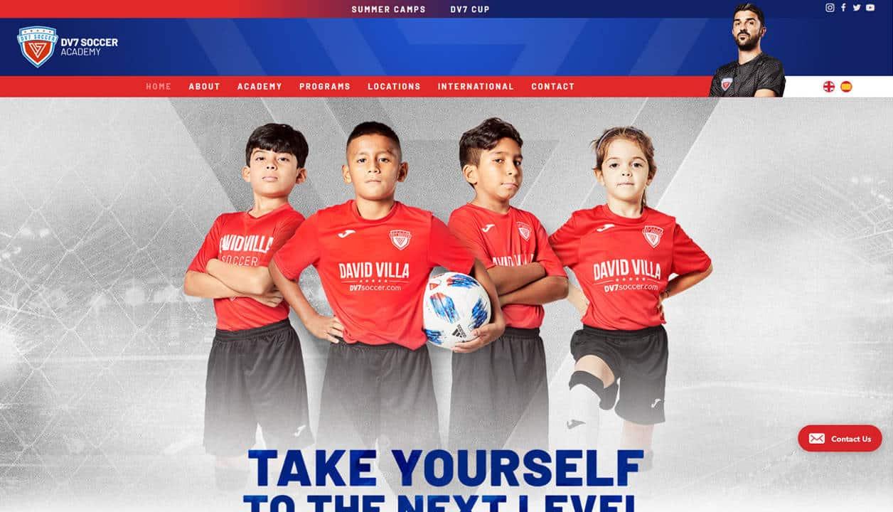 DV7 Soccer Academy