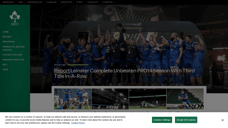 Irish Rugby Football Union