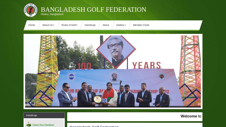 Bangladesh Golf Federation