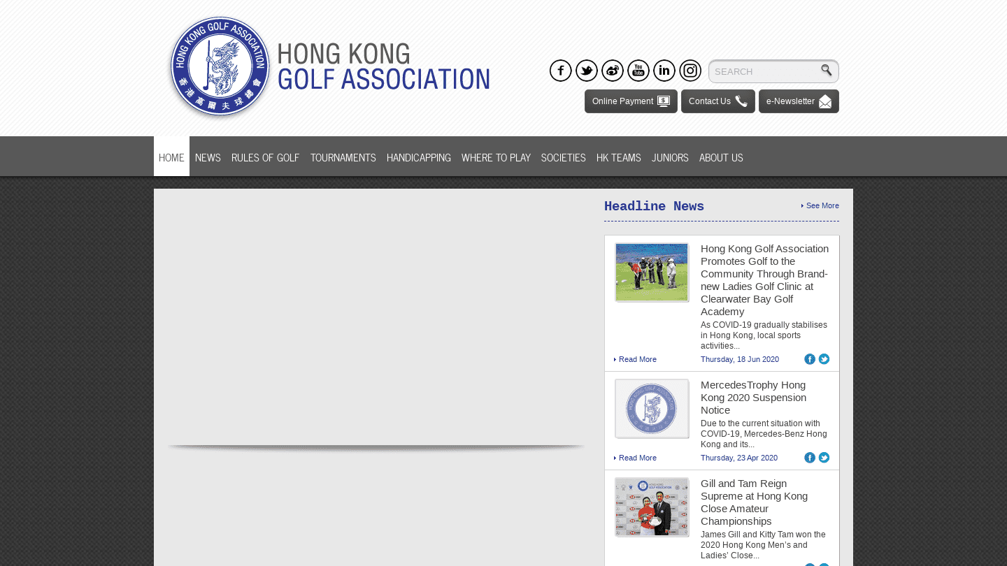 Hong Kong Golf Association