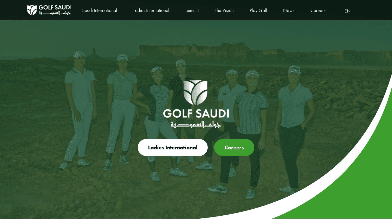 Saudi Arabian Golf Federation