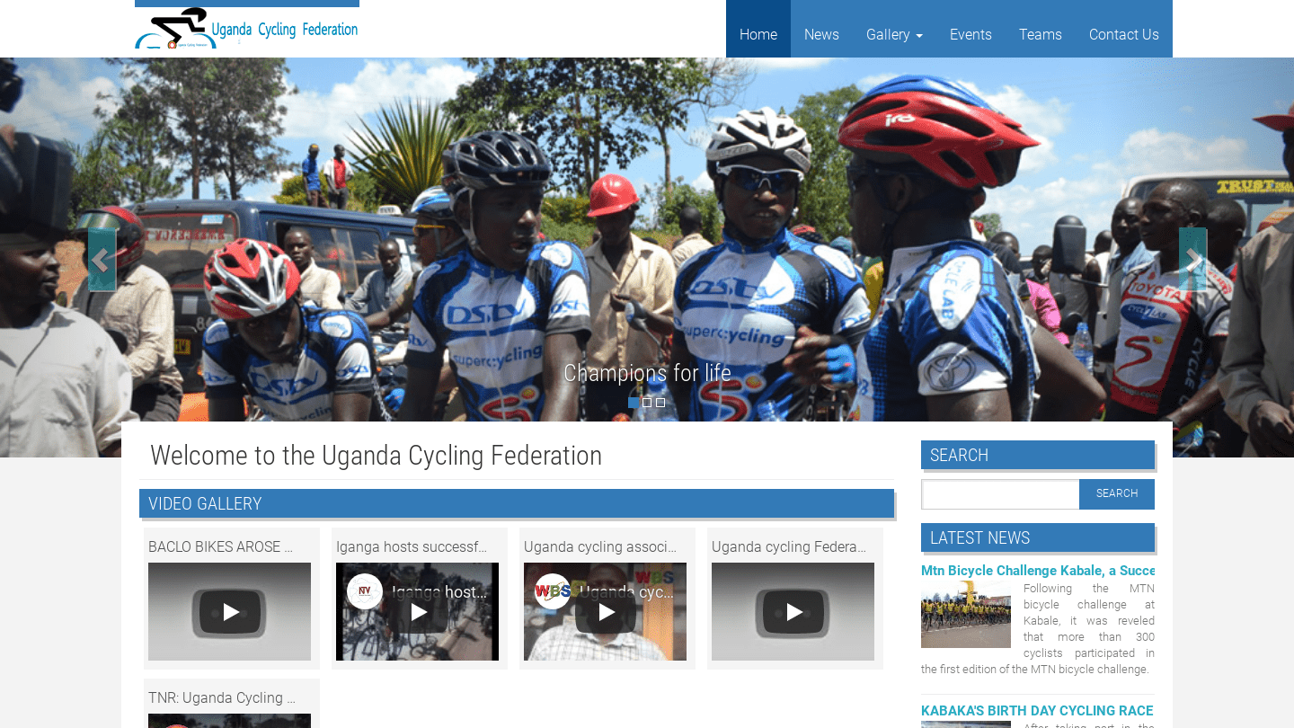 Uganda Cycling Association