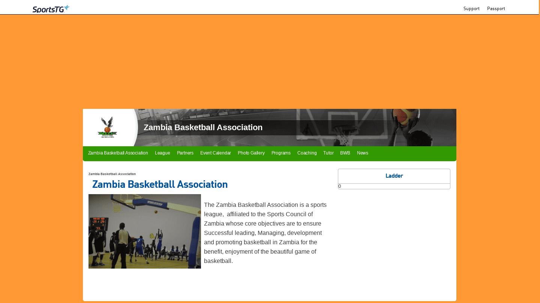 Zambia Basketball Association