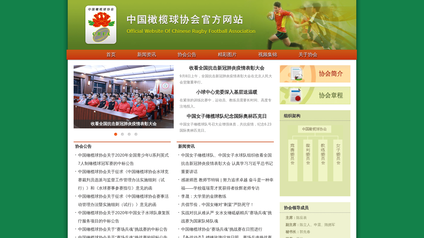 Chinese Rugby Football Association