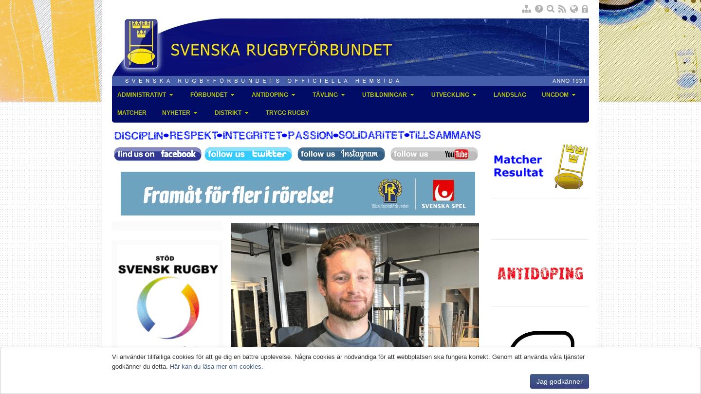 Swedish Rugby Union
