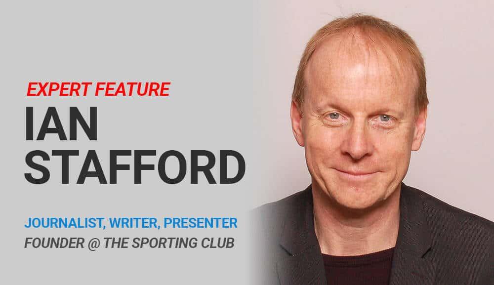 Ian Stafford – Founder @ The Sporting Club