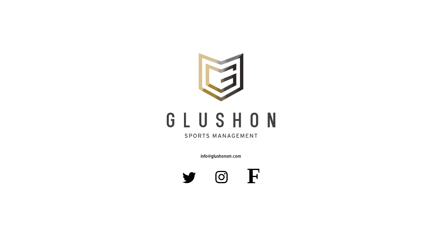 Jason Glushon – Glushon Sports Management