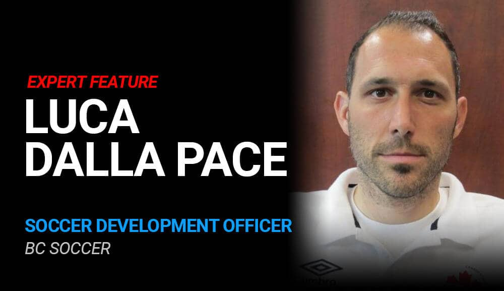 Luca Dalla Pace – Soccer Development Officer at BC Soccer
