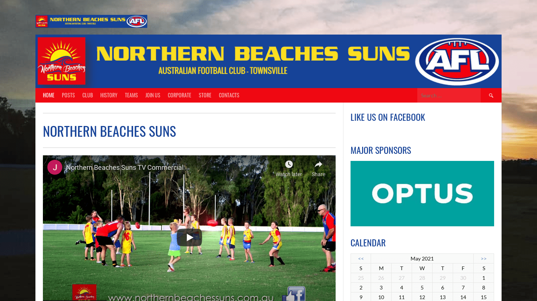 Northern Beaches SUNS AFL Club