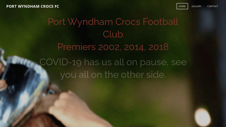 Port Wyndham Crocs Football Club