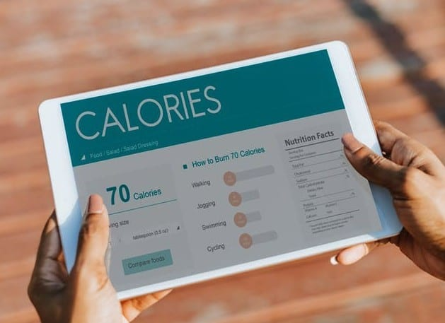 calorie counters are not trustworthy, use your heart rate monitor during your cardio exercise to know how many calories you burned
