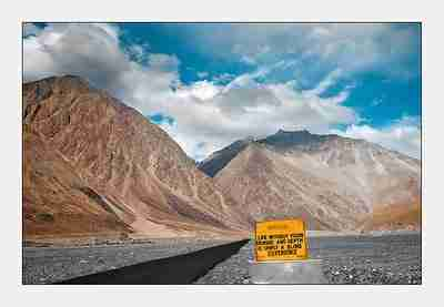 China has been eyeing Ladakh