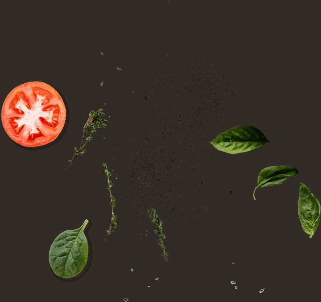 epices et tomate