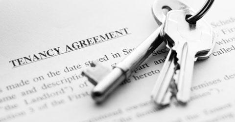 tenancy agreement rented property