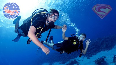 One-day PADI discover scuba diving Phuket