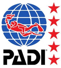 PADI 5 star dive centre Phuket