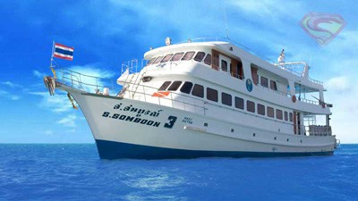 Somboon Similans liveaboard