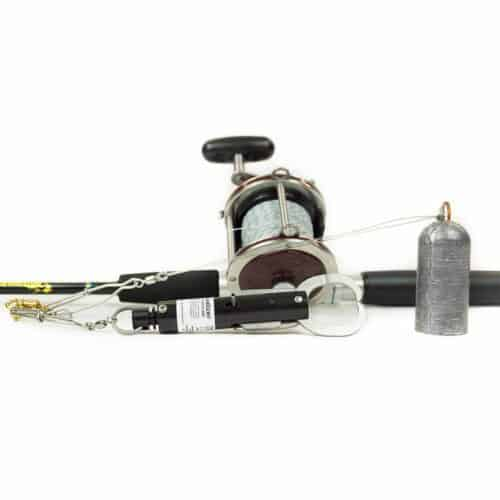 SeaQualizer Release Rod and Penn Senator Reel Combo