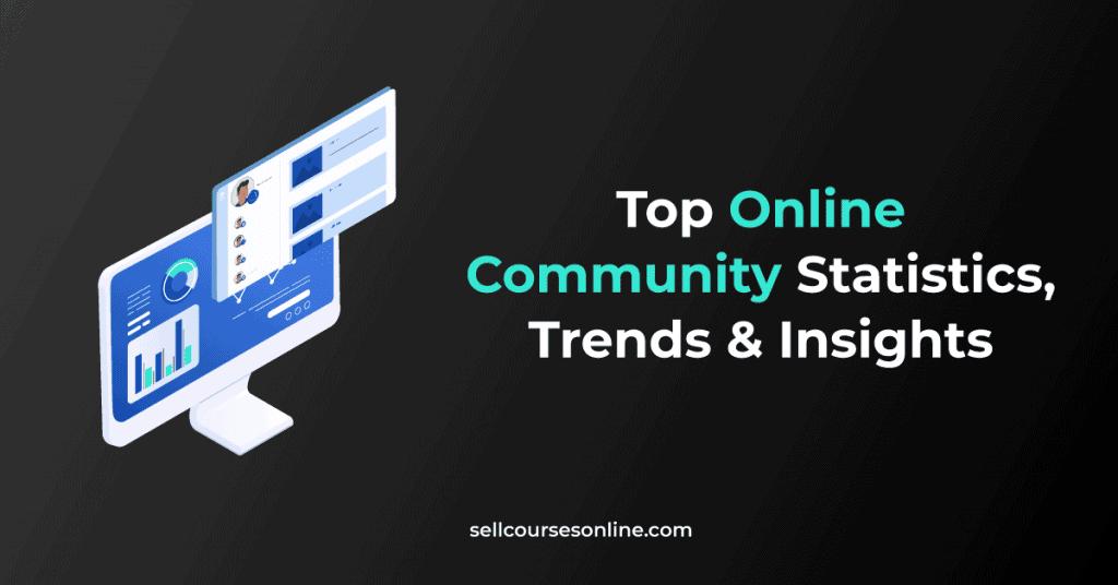 Online Community Statistics