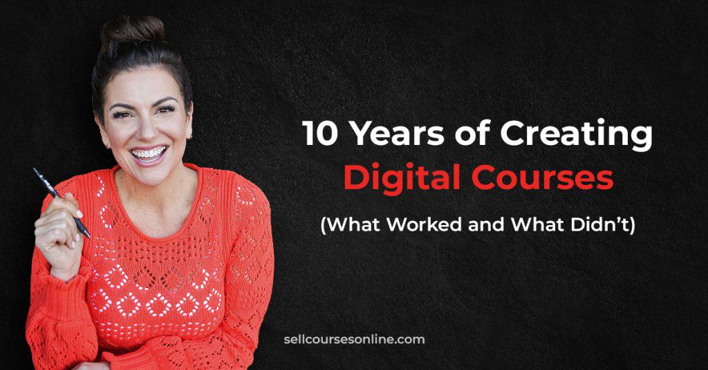Amy Porterfield Interview - What worked and what didn't while creating digital courses