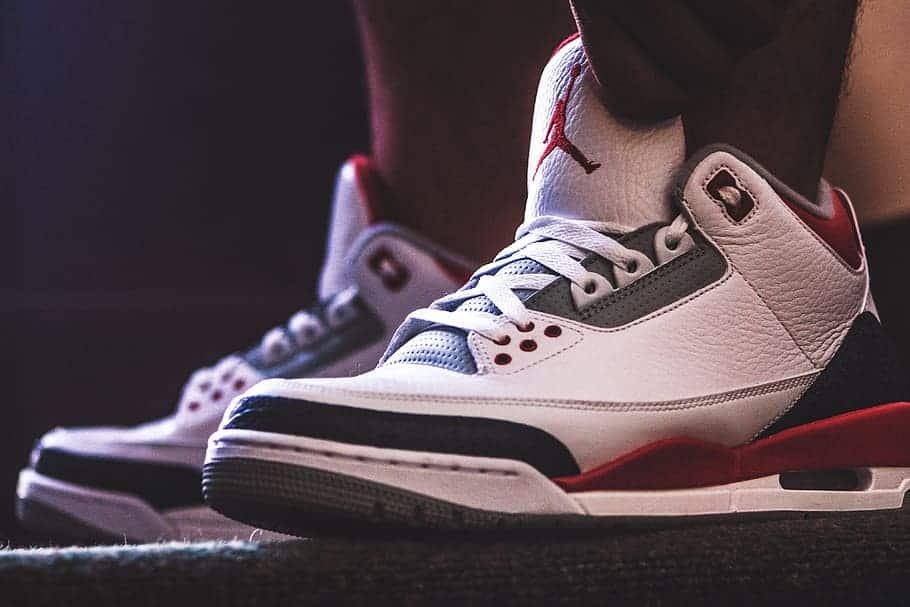 Top 10 Basketball Shoe Brands: Air Jordan