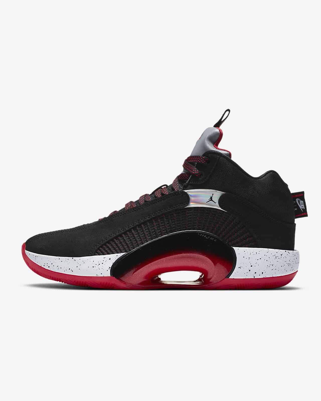Best Basketball Shoes for Wide Feet: AJ 35