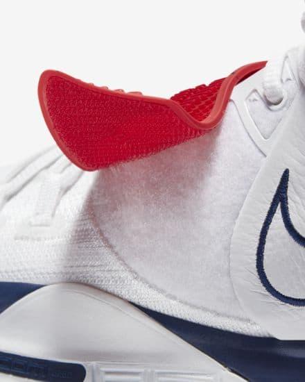 Nike Kyrie 6 Review: Strap